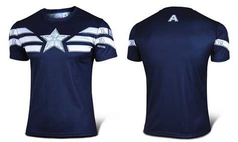 T Shirt New Captain America 05 costume captain america iron t