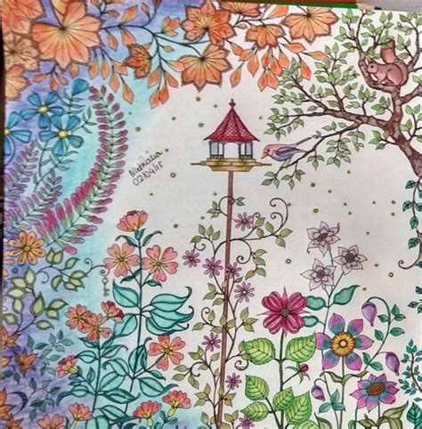 secret garden coloring book markers 17 best images about secret garden pages tutorials on