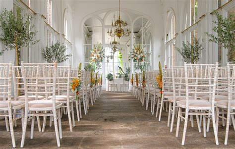 most beautiful wedding locations uk the most beautiful orangery style wedding venues in the uk