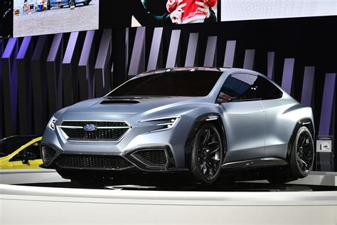 subaru concept the subaru viziv performance concept has wrx written all