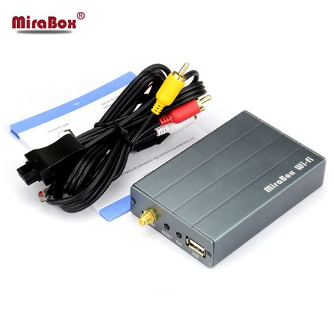 dvd caf mirabox car wifi mirrorlink box for navigation gps caf dvd