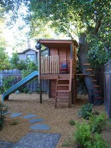 Backyard Landscape Design by 9 Incredible Treehouses You Wish You Had As A Kid