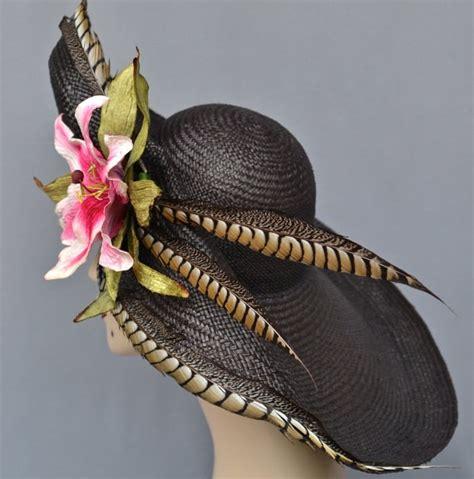 kentucky derby hat garden couture s hat