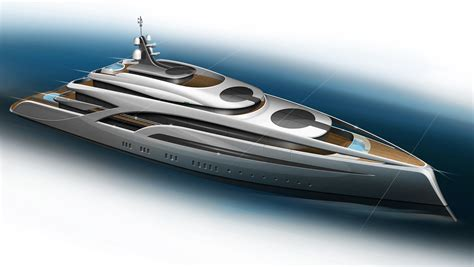 concept design yacht 90m yacht concept by tony castro yacht charter