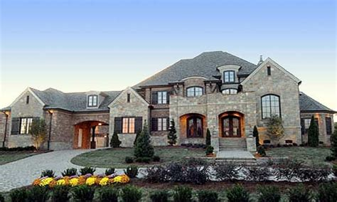 Luxury Country House Plans | luxury tudor homes french country luxury home designs