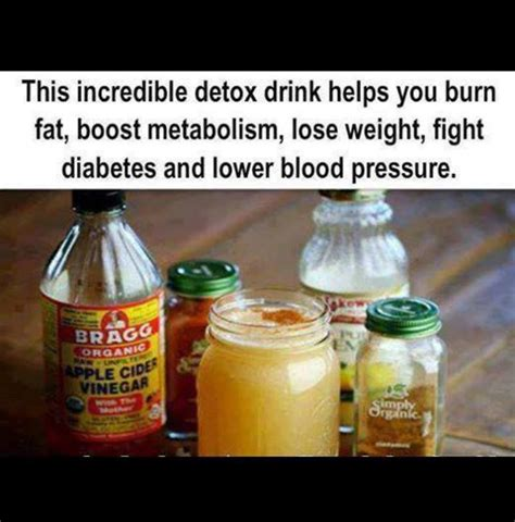Thyroid Detox Recipes by Secret Recipe Detox Drink This Detox Drink