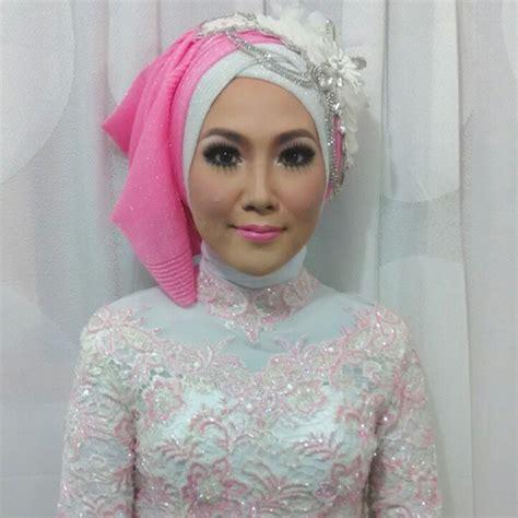 tutorial hijab pengantin muslim modern kreasi hijab pengantin modern yang cantik sempurna