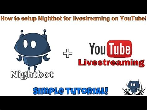 Nightbot Giveaway - basic nightbot setup tutorial custom commands timers song requests