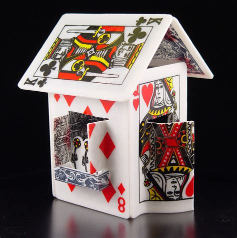 how to make a house of cards the house of cards amazing card houses pix o plenty