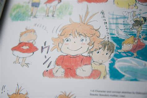 ponyo picture book the of ponyo by hayao miyazaki reviews discussion