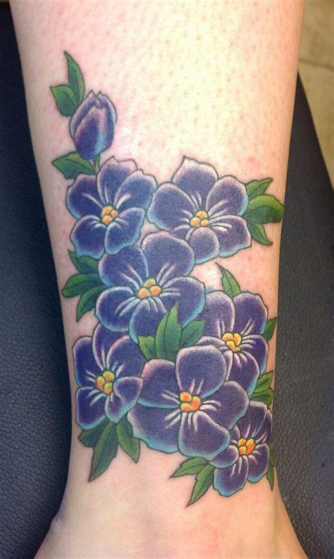 violet tattoo 1000 ideas about violet flower tattoos on