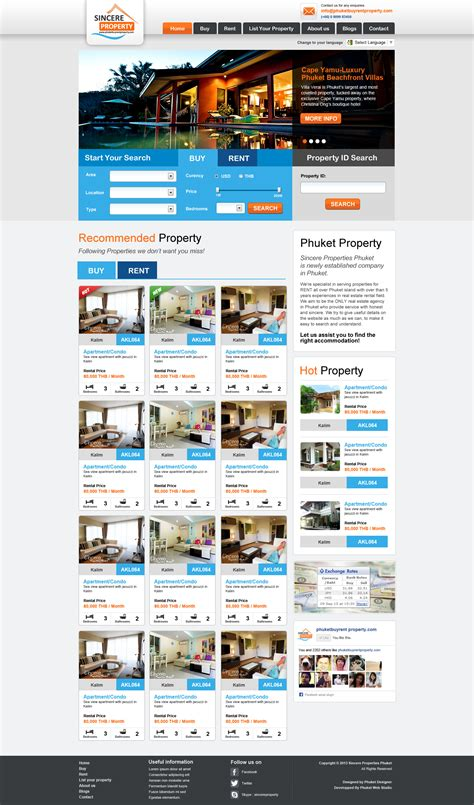 phuket buy house phuket buy rent property phuket web studio