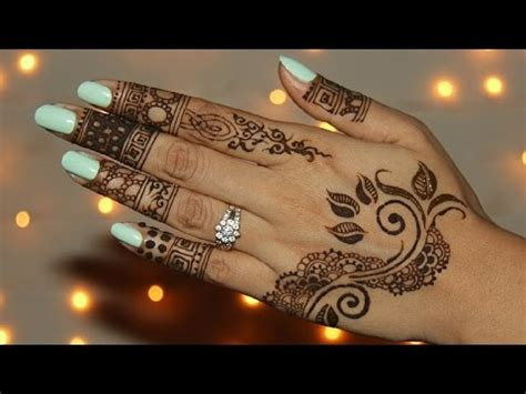 how to make henna tattoo paste how to make henna paste at home diy easy recipe for