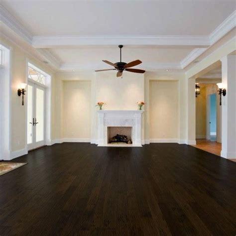 5 quot chocolate birch dark wood flooring hardwood floor sle floors baseboards and hands