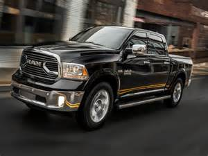 Dodge Ram Laramie Limited 2016 Ram 1500 Laramie Limited Review
