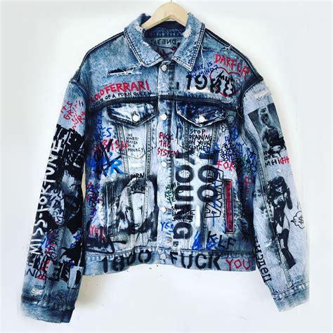 Custom Jackets Custom Miss Fortune 1988 Denim Jacket Himumimdead As