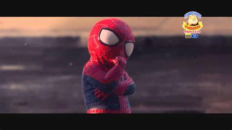 imagenes del asombroso hombre araña ras tas tas el hombre ara 241 a vs hombre arana bebe youtube