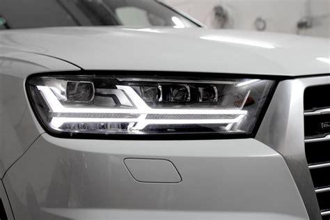 Audi Q7 Led Tagfahrlicht Nachr Sten by Audi Q7 4m Led Matrix Scheinwerfer Mit Tagfahrlicht Zum
