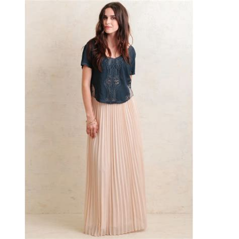 8 Skirts To Fall For by 30 Maxi Skirts To Take You From Summer To Fall Style