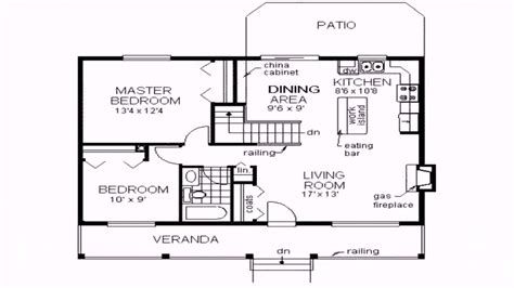 two bedroom ranch house plans ranch style house plans 2 bedroom luxamcc