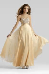 color prom dress chagne prom dresses dressed up