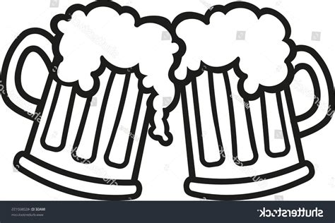 beer cheers cartoon unique stock vector beer mugs cartoon cheers cdr