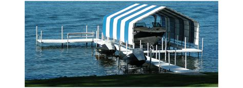 boat dock canopy covers boat canopy covers 1000 ideas about pontoon boat covers