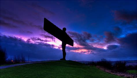 the north angel of the north the landmark of newcastle city traveldigg com