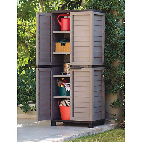 Outdoor Tool Storage Cabinets by Space Saving Garden Tool Storage Cabinet Fresh Design