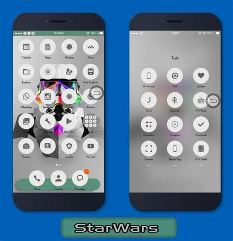 xiaomi themes download free like star wars check out starwars theme for miui direct
