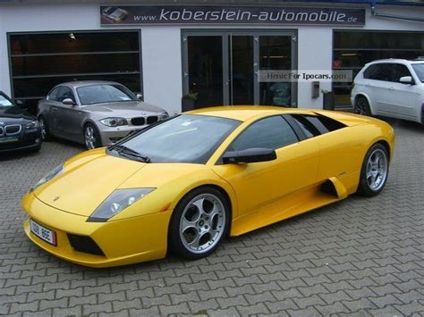 Lamborghini Murcielago 2002 Sports Car Coupe Vehicles With Pictures Page 162