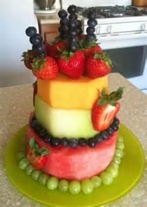 kuchen aus obst best 25 fruit birthday cake ideas on