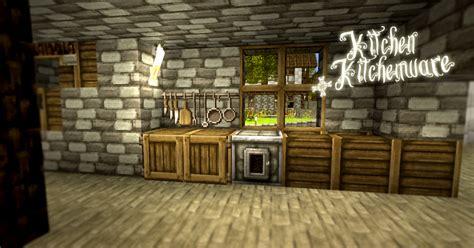 Minecraft Kitchen Pack Summerfields For Minecraft 1 3 2 Pre12w34b Minecraft