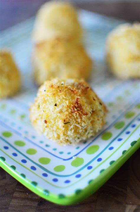 baked mashed potato balls simple sweet savory
