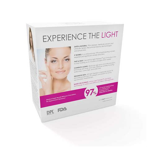 anti aging light therapy revive 174 essentials wrinkle reduction anti aging light