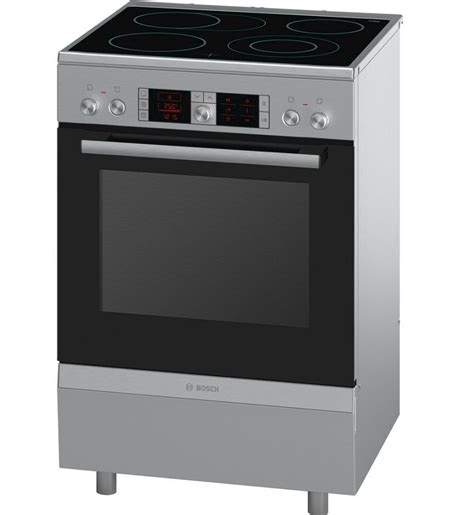 Oven Freestanding bosch hca854450a 60cm 4 zone pyrolytic electric freestanding oven kitchen things