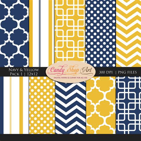 Us Navy 63595mb Blue Yellow navy yellow and white digital backgrounds chevron stripes