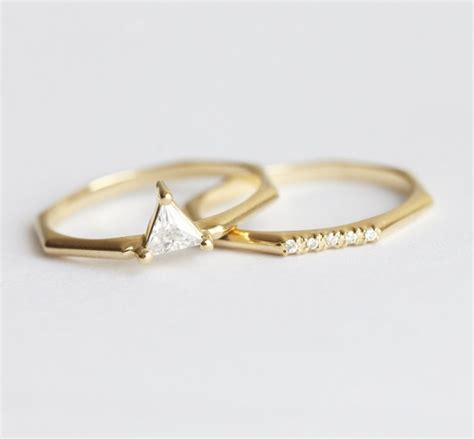 Dainty Ring by Dainty Engagement Rings Nouba Dainty Engagement Rings