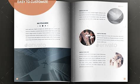 10 excellent booklet design templates for flourishing