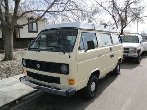 volkswagen minibus cer service manual pdf sell used 1984 vw westfalia sell
