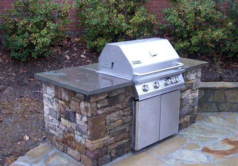 Backyard Grill Enclosures Outdoor Kitchens And Grill Enclosures Atlanta By
