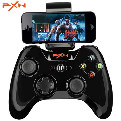 Wifi Speedy Portable pxn 6603 mfi certified speedy wireless bluetooth gamepad controller portable joystick