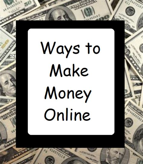 Kids Make Money Online - ways for kids to make money online options trading levels