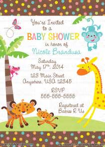 fisher price baby shower invitations theruntime