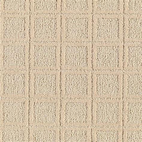 Platinum Plus Wondrous   Color Coffee Cream 12 ft. Carpet
