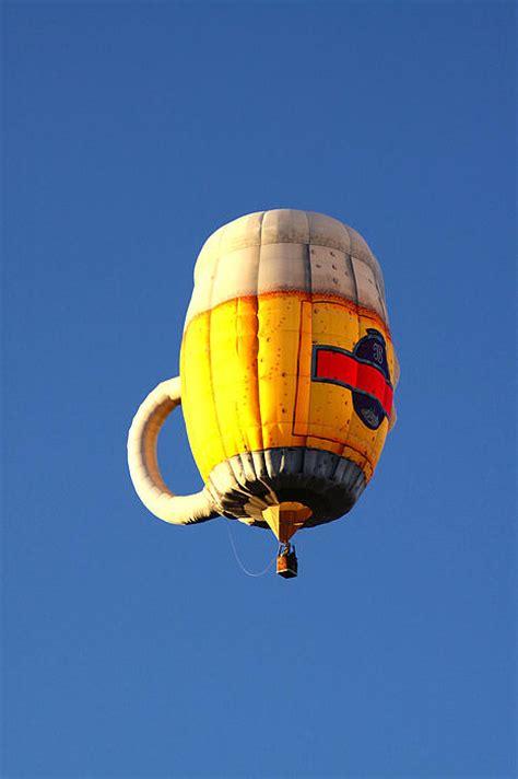 flying brewery flying balloon photograph by joe myeress