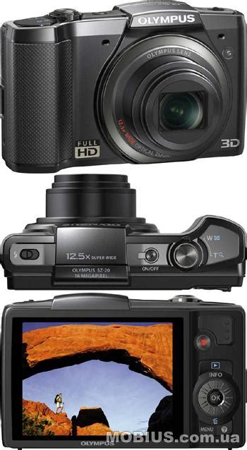 Kamera Olympus Sz 20 olympus sz 20