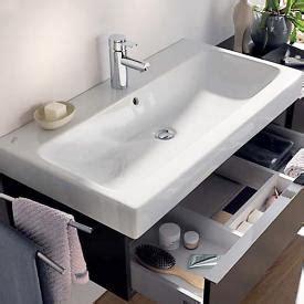 Doppelwaschtisch Mit Unterschrank 102 by Waschtisch Kaufen 187 G 252 Nstige Waschbecken Bei Reuter