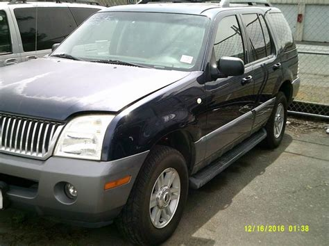 auto air conditioning repair 2003 mercury mountaineer seat position control 2003 mercury mountaineer awd 4dr suv in ukiah ca mendocino auto auction