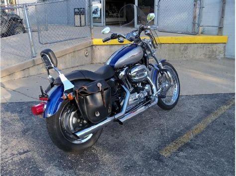 Harley Davidson 6089 2007 harley davidson sportster 1200 custom for sale on
